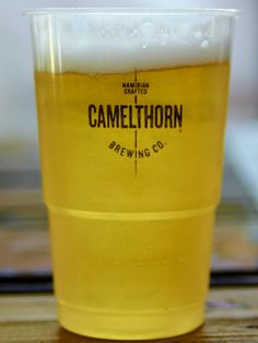 Camelthorn beer at the Windhoek Oktoberfest in Cape Town 2017
