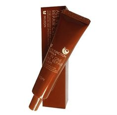 All-in-One Snail Repair Cream Tube $10 sample size / This lightweight moisturizer (it feels more like a serum, actually) is anti-bacterial/ microbial/ inflammatory. It's great for fighting acne, and the scars it leaves behind.