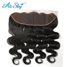 Get HumanHair Products At Cheap Prices  US $47.57     Wholesale Priced Wigs, Extensions, And Bundles!     FREE Shipping Worldwide     Get it here ---> http://humanhairemporium.com/products/ali-sky-body-wave-indian-virgin-hair-134-lace-frontal-1pc-ear-to-ear-8-20-free-part-human-hair-extensions-natural-color-1b/  #lace_front_wigs