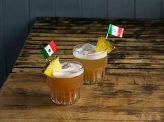 5 Authentic Tequila Cocktails That People in Mexico Actually Drink