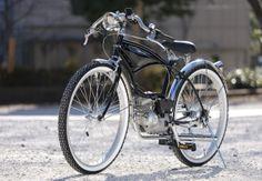 唯一国産フキプランニングのモペットバイク フキFK310シリーズ|LAⅡSport