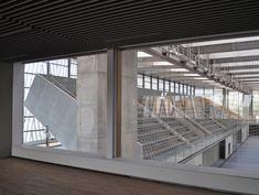Centro Deportivo en Alcazar de San Juan,Courtesy of Begoña Fernández-Shaw