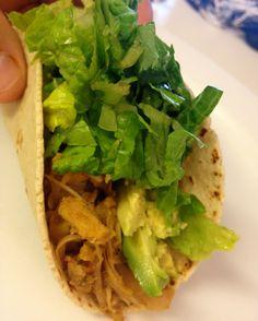 Jackfruit Carnitas Tacos! #vegan