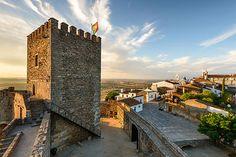 Viel Sonne, ein langesamer Rhythmus und mittelalterliche Städte, das ist die Region Alentejo im Hinterland Lissabons (Foto von: aroxopt/Fotolia)