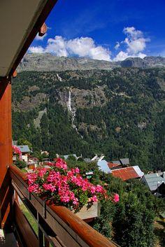 Vaujany, Rhone-Alpes, France