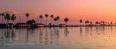 """Backwaters of Kerala Go to http://iBoatCity.com and use code PINTEREST for free shipping on your first order! (Lower 48 USA Only). Sign up for our email newsletter to get your free guide: """"Boat Buyer's Guide for Beginners."""""""