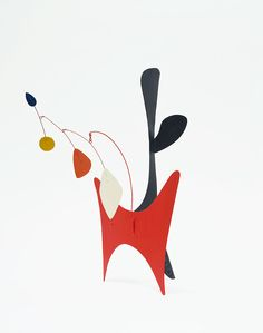 """Untitled"", 1939     By: ALEXANDER CALDER"