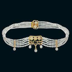 CIJ International Jewellery TRENDS & COLOURS - Necklace by Masriera