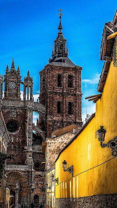 Cathedral of Astorga (León) -Spain-