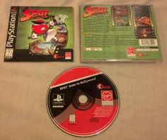 Spot Goes to Hollywood (PS1)