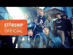 MONSTA X 몬스타엑스_신속히 (Rush) MV - YouTube