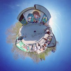 #Stockholm #springremake #sphericalpanorama #theta360 #littleplanet #tinyplanet #lykvyd #vr #virtualreality #sweden #sverige #europa #europe #scandanavia #photooftheday #photography #beautiful #illusion #trippy #immersion by lykvydvr - Shop VR at VirtualRealityDen.com
