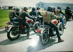 Hells Angels, Motorcycle Clubs, Gangsters, Rockers, Old And New, New Zealand, Biker, Colours, History