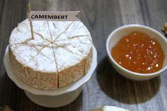 Tabua de queijos Camembert 1