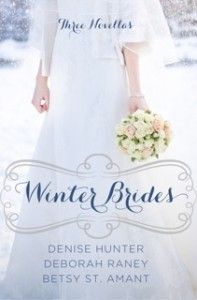 GIVEAWAY! Winter Brides novella collection OR Home to Chicory Lane by Debora Raney, giveaway ends 1/26/15.