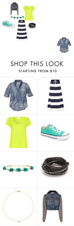 """My style"" by brianna-40 on Polyvore featuring Hollister Co., Tsumori Chisato, American Vintage, Converse, Aéropostale, Chan Luu, Sole Society and Moschino"