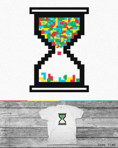Game Time  Vote for it at threadless to see it on a tee.