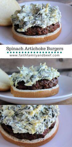 Spinach Artichoke Bu