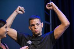 UFC Nate Diaz has not fought since losing a majority decision to Conor McGregor in August but remains one of the biggest draws in the organization. Nick And Nate Diaz, Kron Gracie, Diaz Ufc, Diaz Brothers, Big Draw, Madison Square Garden, Conor Mcgregor, Latest Sports News, Heart Eyes