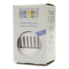 I'm learning all about Aura Cacia Aromatherapy Room Diffuser at @Influenster!