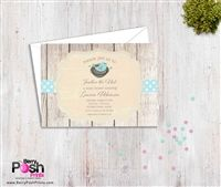 Baby Shower | Custom Invitations