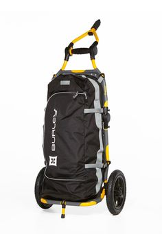 TRAVOY by BURLEY - cargo carrying system for bicycle