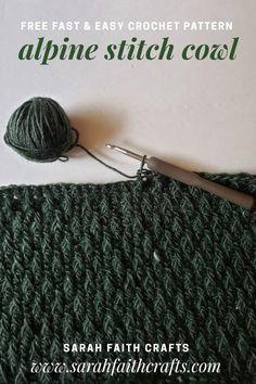 Crochet Diy, Crochet Simple, Crochet Crafts, Crochet Hooks, Simple Crochet Patterns, Easy Crochet Stitches, Beginner Crochet Projects, Simple Knitting Projects, Free Crochet Patterns For Beginners