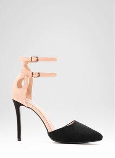 Czółenka Sokotra Black Heels