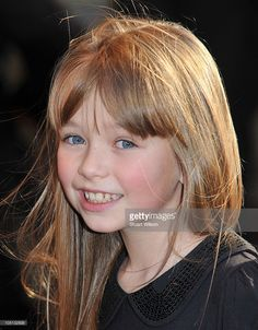 Connie Talbot attends the UK premiere of 'Legend Of The Guardian' at Odeon West End on October 10, 2010 in London, England.