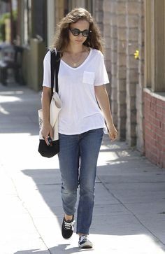 Natalie Portman Street-Style | Street Style Celebrities