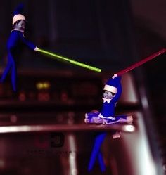 Star Wars - Elf on a Shelf