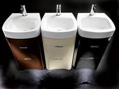 Ottimizzare lo spazio bagno, Bagni di design per piccoli spazi