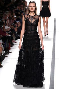 Elie Saab Paris Fashion Week Spring 2014 Ready-to-Wear Collection #PFW #ParisFashionWeek