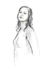 "iPad drawing by Phil Lockwood. iPad Pro, Apple Pencil, ""Artstudio"" app."