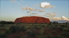Ayers Rock, Outback, Australia