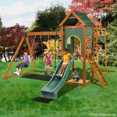 Buy Plum Kudu Wooden Play Centre from our Activity Sets range - Tesco.com £900