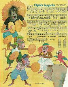 Music Do, Kids Songs, Music Education, Monkey, Safari, Crafts For Kids, Preschool, Teddy Bear, Scrapbook