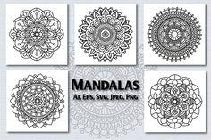 Mandalas https://designbundles.net/free-design-resources/mandalas/rel=AJsh2y