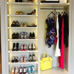 Shelves for Shoes, Contemporary, closet, Catherine Kwong Design