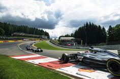 Formula 1 - 2014 Belgian Grand Prix | F1 Photos by Darren Heath
