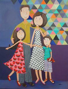 Marlowa - Marcia Bergamos Family