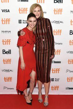 Nicole Kidman et Rooney Mara