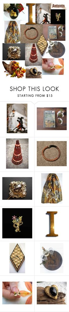 """""""I,as Incredible"""" by anna-recycle ❤ liked on Polyvore featuring Jan Michaels, modern, rustic and vintage"""