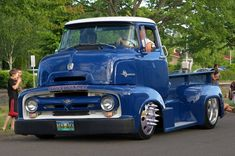 ◆1956 Ford C500 Cab Over Engine◆