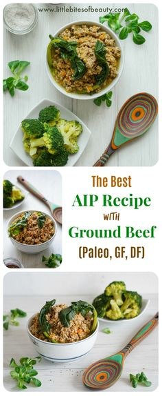 This aip recipe with ground beef is the Paleo and Autoimmune Protocol re-visitation of a typical Italian Ragù (meat sauce) and with these 2 secrets it's impossible to mess it up!