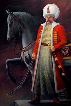 """""""Cesareti ile yaşamayan esareti ile ölür ..."""" Yavuz Sultan Selim"""
