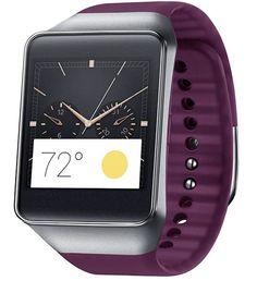 Samsung Gear Live Smartwatch.