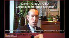 HD Darren Gradus, Canada Restoration Services http://assurancesauto.tv/montreal/profile