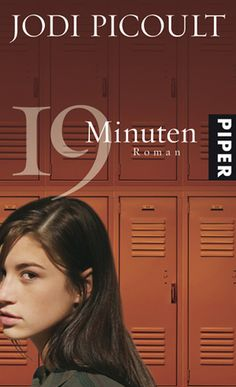 Has anyone read the book NINETEEN MINUTES. i need help!?