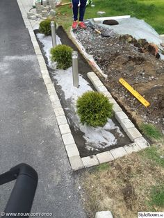 Yard Edging, Front Yard Landscaping, Interior And Exterior, Lawn, Decoration, Sidewalk, Home And Garden, Patio, Landscape